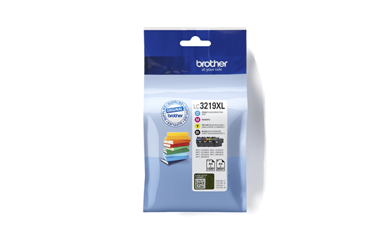 Genuine Brother LC3219XLVAL Ink Cartridge Multipack