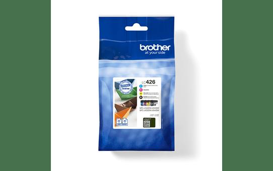 Originele Brother LC-426VAL inktcartridge voordeelverpakking