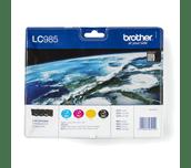 Genuine Brother LC985VALBP Ink Cartridge Multipack