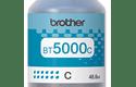 Brother BT5000С: оригинальная бутылочка с голубыми чернилами. 2