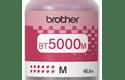 Brother BT5000M: оригинальная бутылочка с пурпурными чернилами. 2