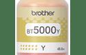 Brother BT5000Y: оригинальная бутылочка с жёлтыми чернилами. 2