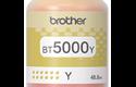 Оригинална бутилка с мастило Brother BT5000Y – жълто 2