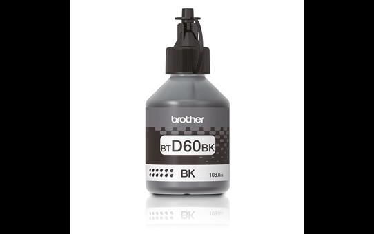 Originalna velika plastenka s črnilom BTD60BK – črna 2