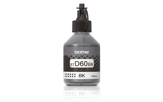 BTD60BK Genuine Brother High Yield Ink Bottle Black 2