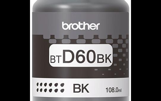 Originalna velika plastenka s črnilom BTD60BK – črna 3