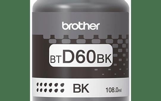 BTD60BK Genuine Brother High Yield Ink Bottle Black 3