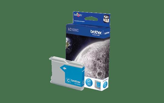 Brother LC-1000C Tintenpatrone – Cyan 2