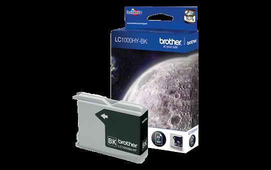 Brother original LC1000HYBK bläckpatron med hög kapacitet – svart