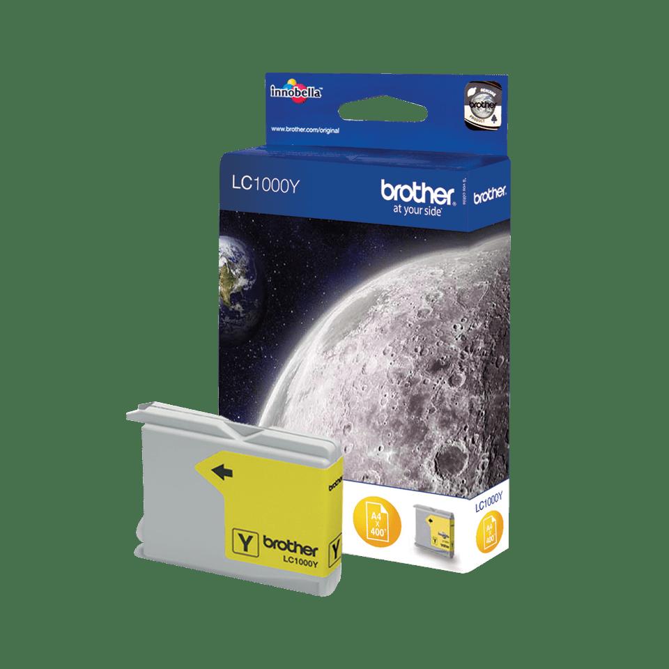 LC1000Y Cartucho de tinta amarillo