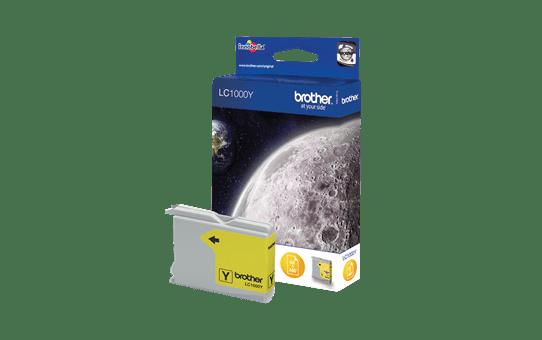 Originele Brother LC-1000Y gele inktcartridge