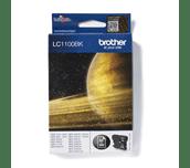 Original Brother LC1100BK sort blækpatron