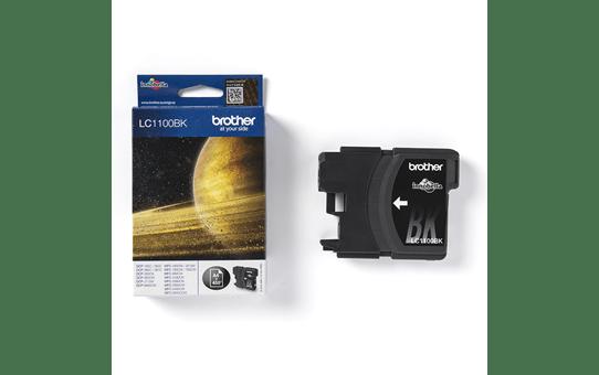Originele Brother LC-1100BK zwarte inktcartridge 3
