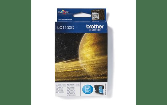 Brother LC1100C inktpatroon cyaan