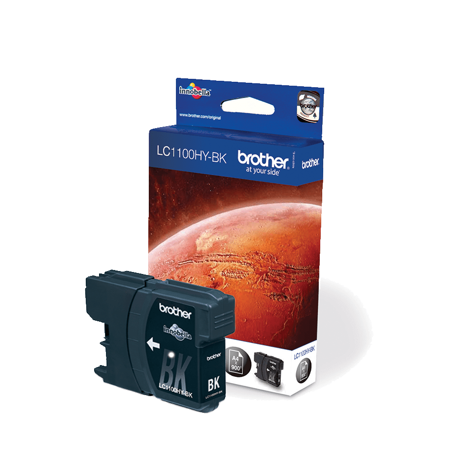 Brother LC-1100HY-BK Tintenpatrone