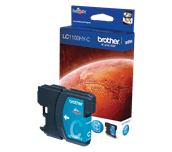 Brother LC1100HYC inktpatroon cyaan