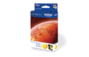 Genuine Brother LC1100HYY High Yield Ink Cartridge – Yellow 2