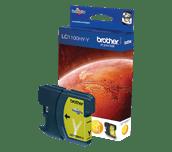 Brother LC-1100HY-Y Tintenpatrone – Gelb
