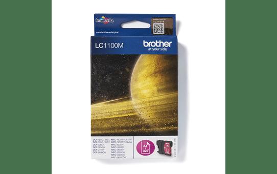 Brother LC-1100M Tintenpatrone – Magenta