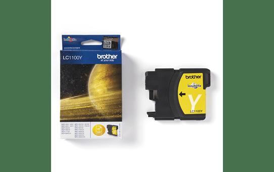Originele Brother LC-1100Y gele inktcartridge 3