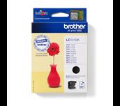 Brother LC121BK inktpatroon zwart