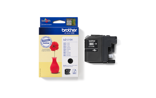 Brother LC-121BK 3