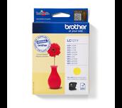 Brother LC121Y inktpatroon geel