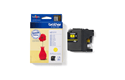 Genuine Brother LC121Y Ink Cartridge – Yellow 3