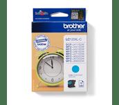 Genuine Brother LC125XLC Ink Cartridge – Cyan
