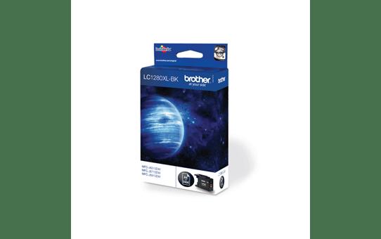 Brother LC-1280XL-BK Tintenpatrone – Schwarz 2