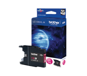Originele Brother LC-1280XLM magenta inktcartridge met hoge capaciteit