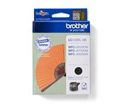 Brother LC129XLBK inktpatroon zwart
