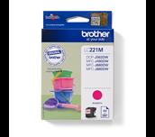 Genuine Brother LC221M Ink Cartridge – Magenta