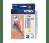 Brotherin alkuperäinen LC223Y värikasetti – Keltainen
