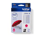 Tusz Brother LC225XLM – Magenta