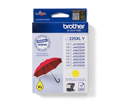 Brother LC225XLY cartouche d'encre jaune