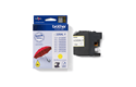 Genuine Brother LC225XLY Ink Cartridge – Yellow 3