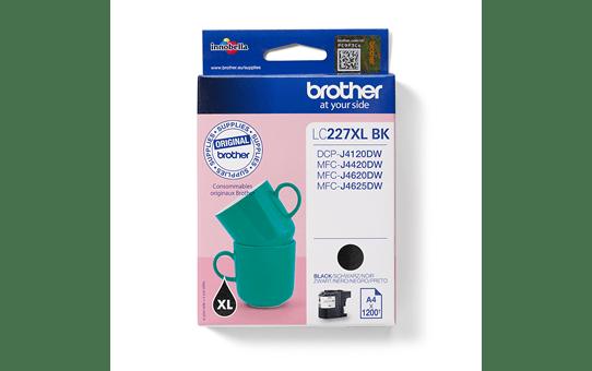 Originele Brother LC-227XLBK zwarte inktcartridge 2