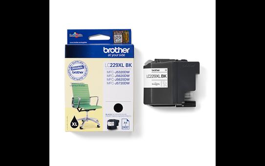 Brother LC-227XL-BK Tintenpatrone – Schwarz 3