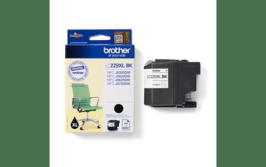 Genuine Brother LC229XLBK Ink Cartridge – Black 3
