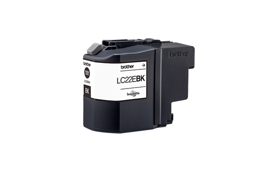 Brother LC-22EBK XL-Tintenpatrone – Schwarz
