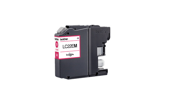 Brother LC-22EM XL-Tintenpatrone – Magenta