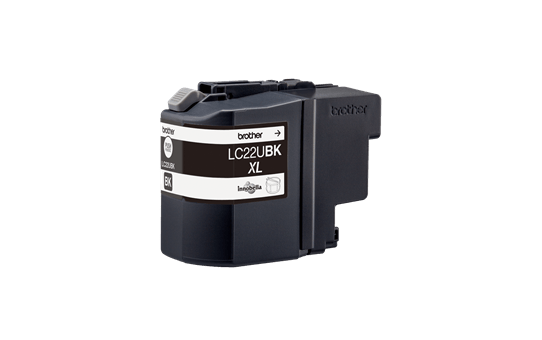 Brother LC22UBK Cartuccia inkjet originale - nero 3