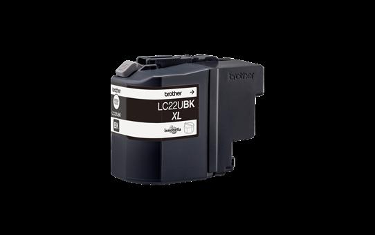 Originele Brother LC-22UBK zwarte inktcartridge 3