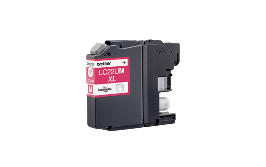 Originele Brother LC-22UM magenta inktcartridge 3