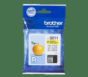 Toner amarelo LC3211Y, Brother