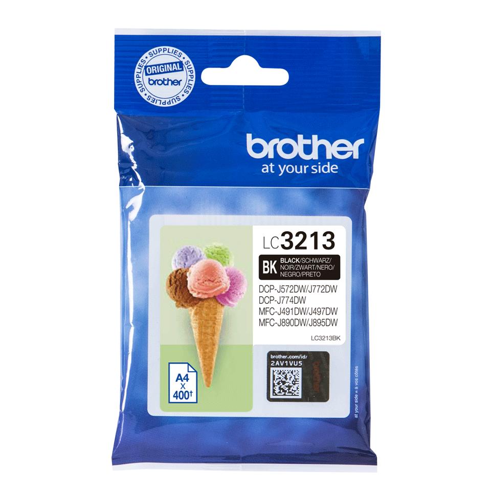 LC3213BK cartridge in packet