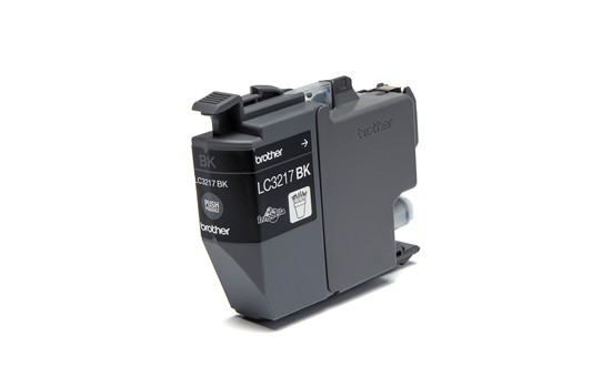 Originele Brother LC-3217BK zwarte inktcartridge 2