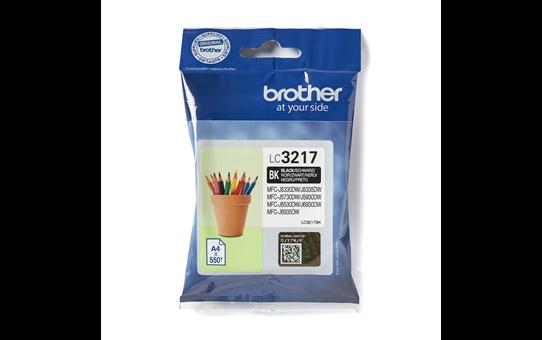 Genuine Brother LC3217BK Ink Cartridge – Black