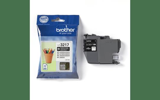 Originele Brother LC-3217BK zwarte inktcartridge 3